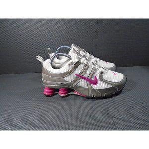 Womens Sz 8 Nike Shox Training Sneakers